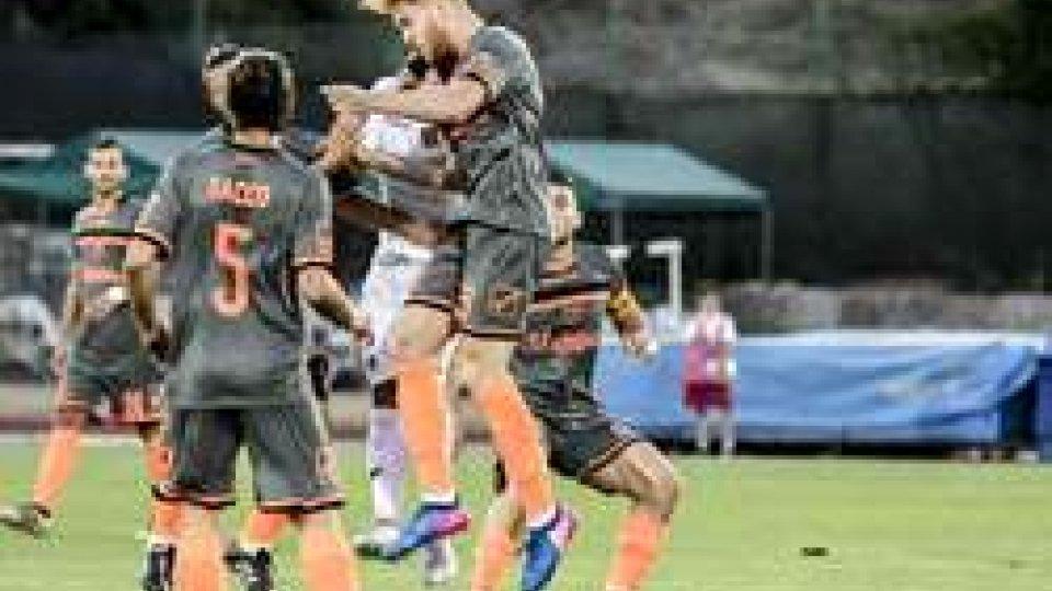 Europa League: Folgore - La Valletta 0-1