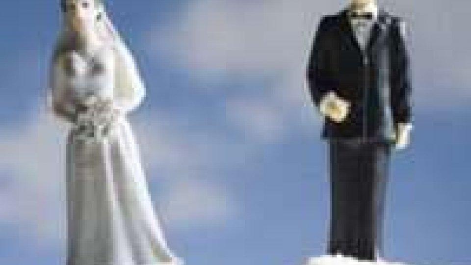 Primi passi verso divorzi più veloci
