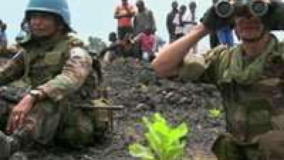 Congo: Onu evacua personale a rischio