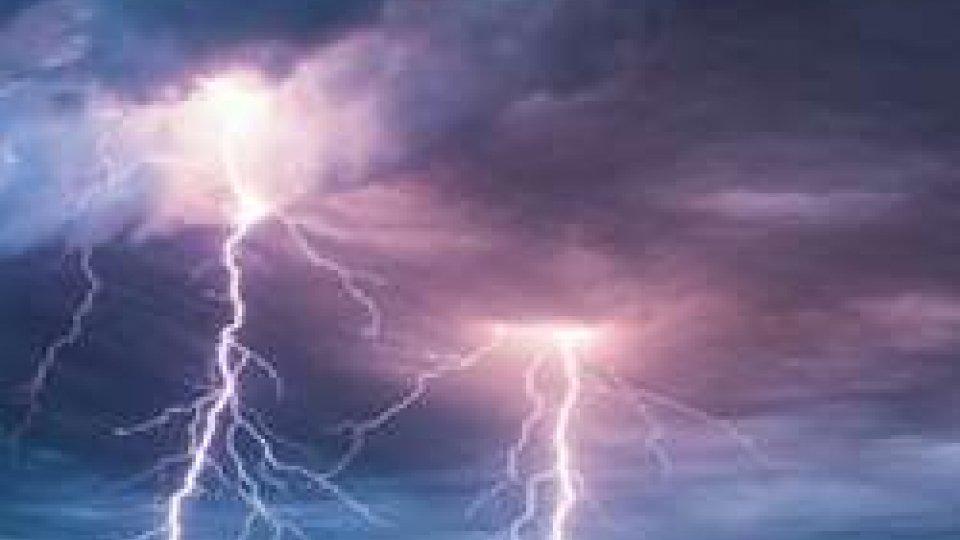Allerta meteo: in arrivo forti temporali