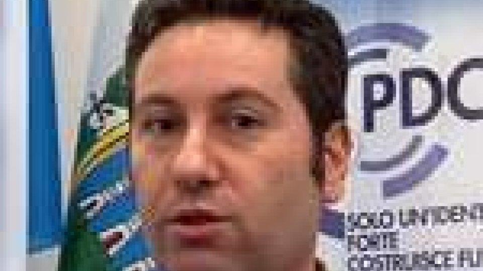 San Marino - Pdcs: la direzione con al centro il caso Gatti