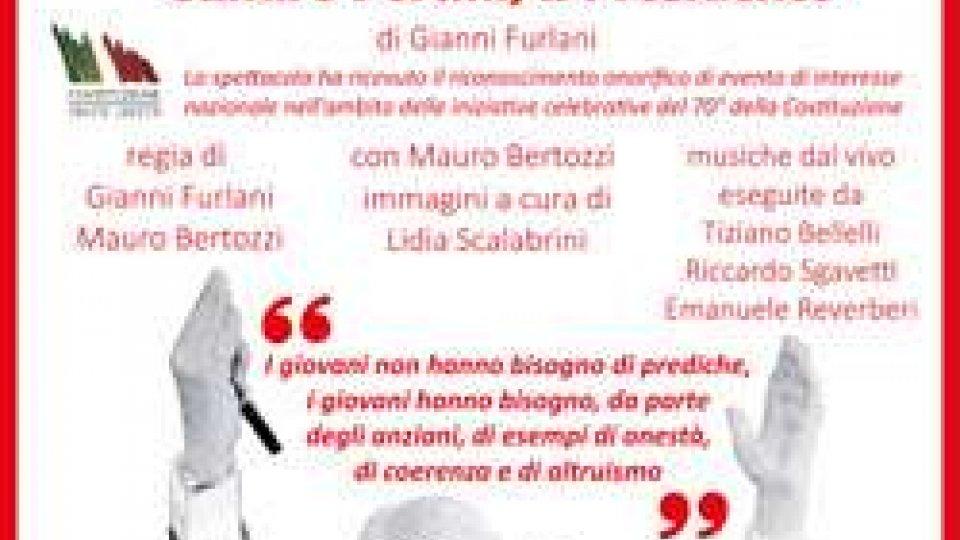 Anpi Rimini: 73° Anniversario del sacrificio dei Tre Martiri