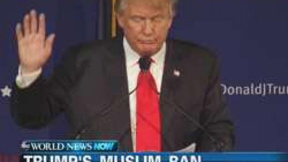 Trump e il Muslim Ban
