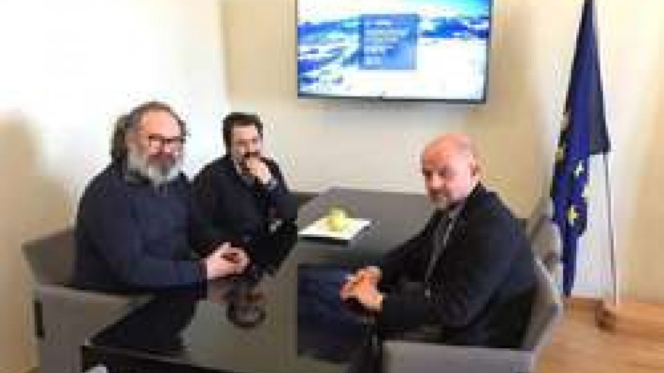 USGI incontra il Segretario di Stato all'Informazione Marco Podeschi