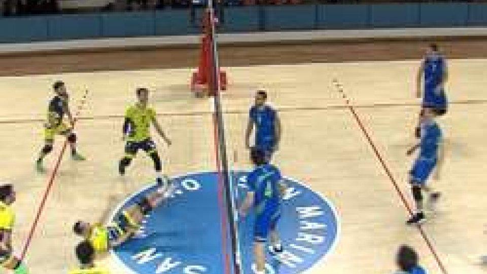VolleyVolley: sconfitte per le squadre sammarinesi