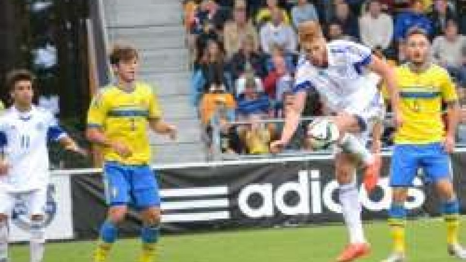 San Marino - SveziaLa Svezia vince, ma l'Under è diventata grande