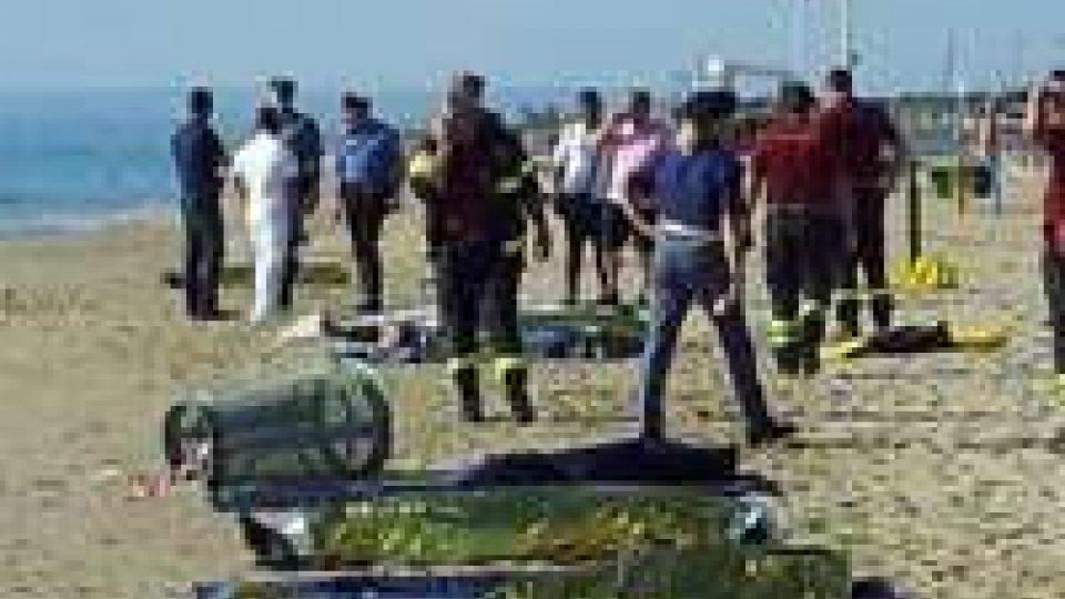 Tragedia in mare: sei migranti morti a Catania
