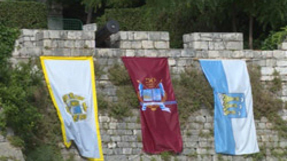 Arbe-San Marino: arrivata sul Titano la delegazione per il rinnovo del patto di amicizia