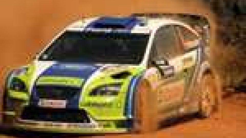 Rally d'Australia: Mikko Hirvonen e Jari Latvala