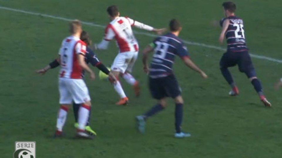 Vicenza – Teramo 1-1Serie C Girone B: il Vicenza si fa raggiungere nel finale dal Teramo. Al Menti finisce 1-1