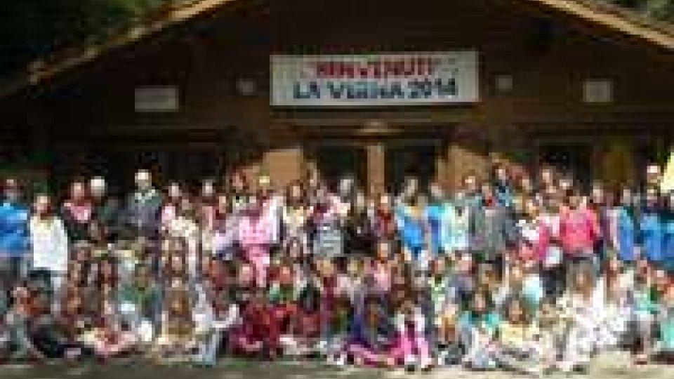 San Marino: dal 25 aprile le iscrizioni alla Colonia montana Chiusi della Verna