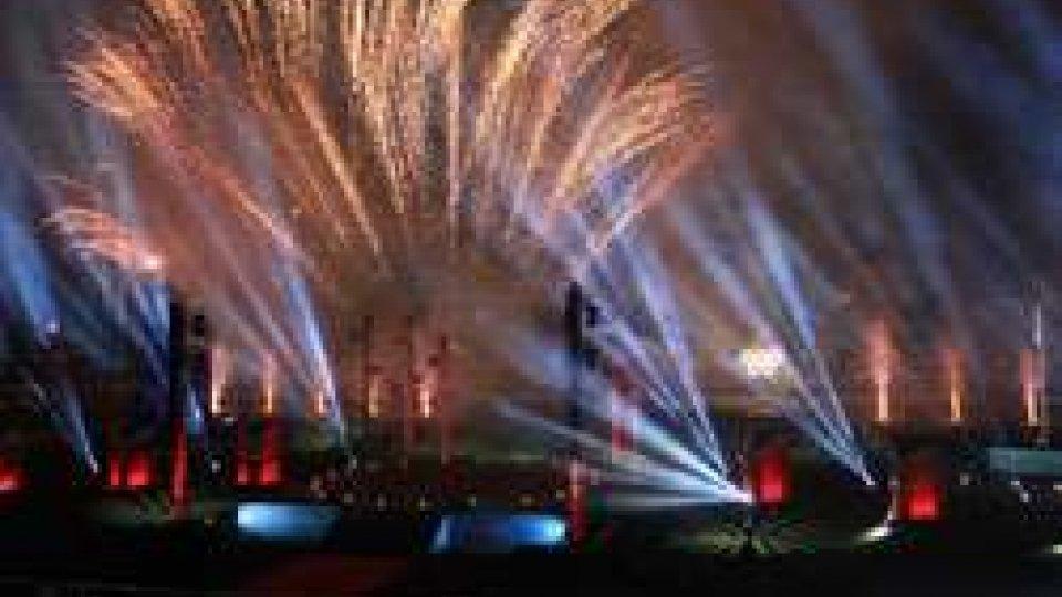 Cerimonia di apertura San Marino 2017#sanmarino2017 Una straordinaria Cerimonia di Apertura da il via ai Giochi dei Piccoli Stati 2017