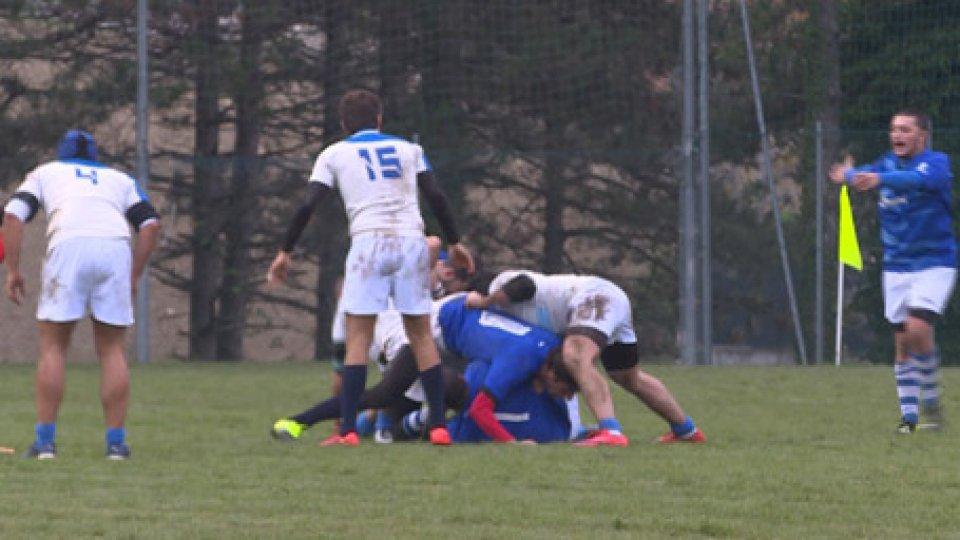 "Memorial Thomas SerrandreiRugby, a Chiesanuova il 1° Memorial Thomas Serrandrei: vince il San Marino ""Bianchi"""
