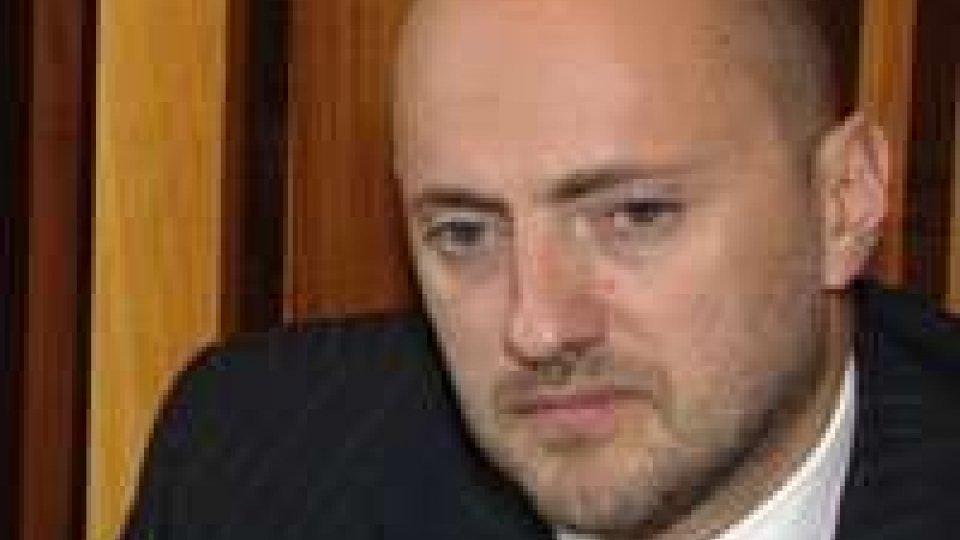 Lonfernini consegna le sue dimissioni alla ReggenzaLonfernini consegna le sue dimissioni alla Reggenza