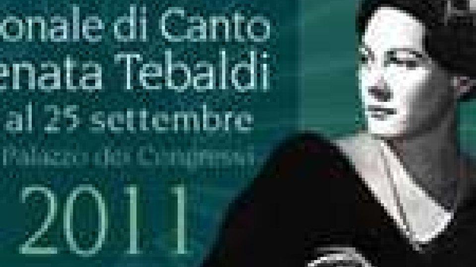 """Concorso """"Renata Tebaldi"""": record di candidati"""