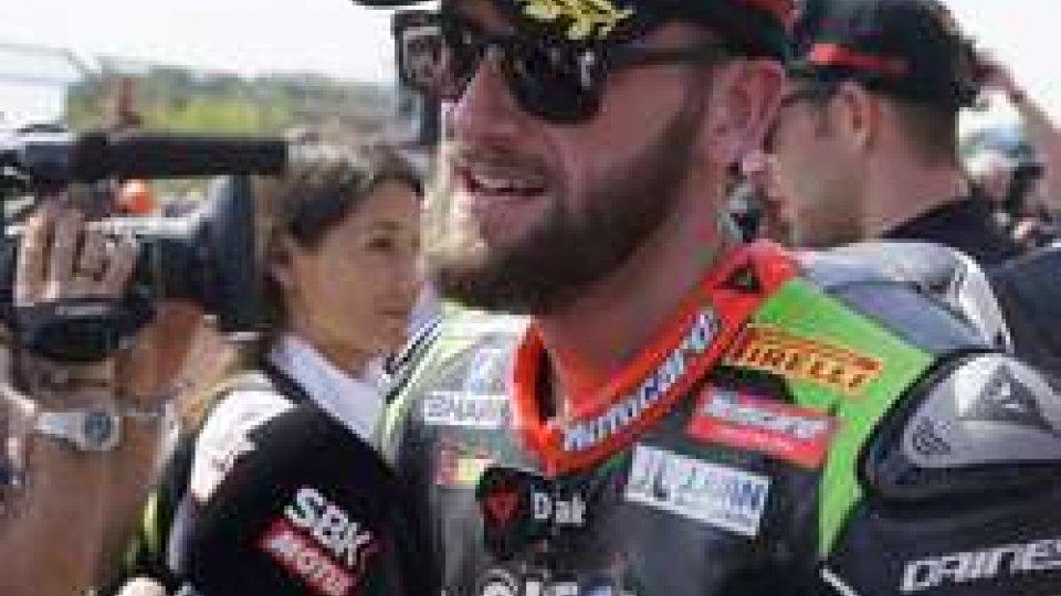 Sykes vince a Donington