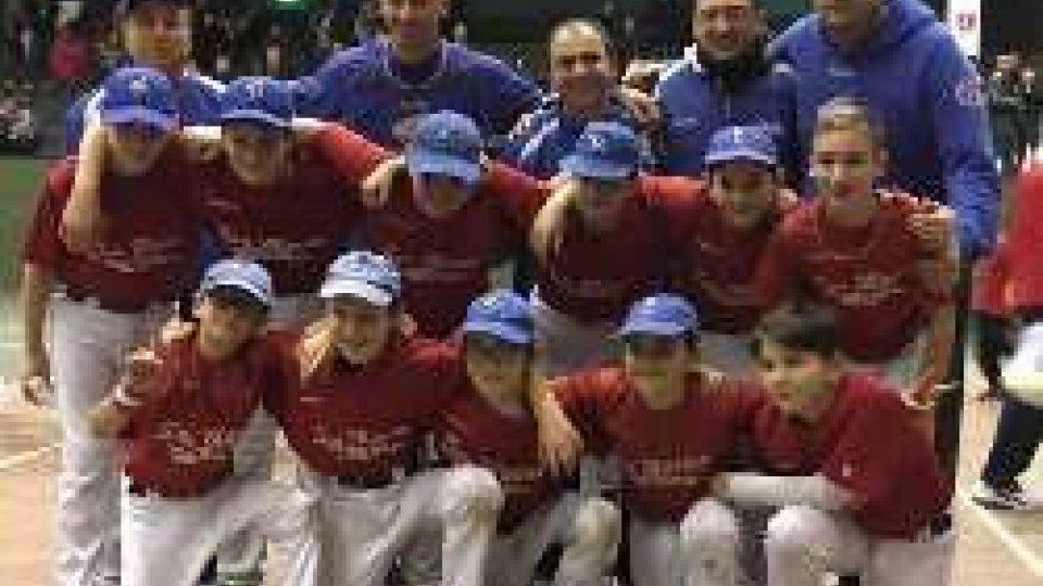 Baseball: Winter League i sammarinesi campioni nazionali