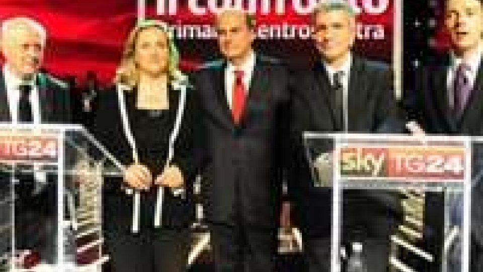 Politica italiana. Pd soddisfatto del confronto tv