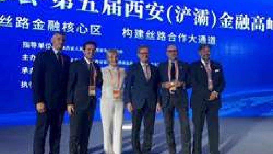 La Presidente di AIRiminum 2014 in oriente per riaffermare l'amicizia tra Italia e Cina