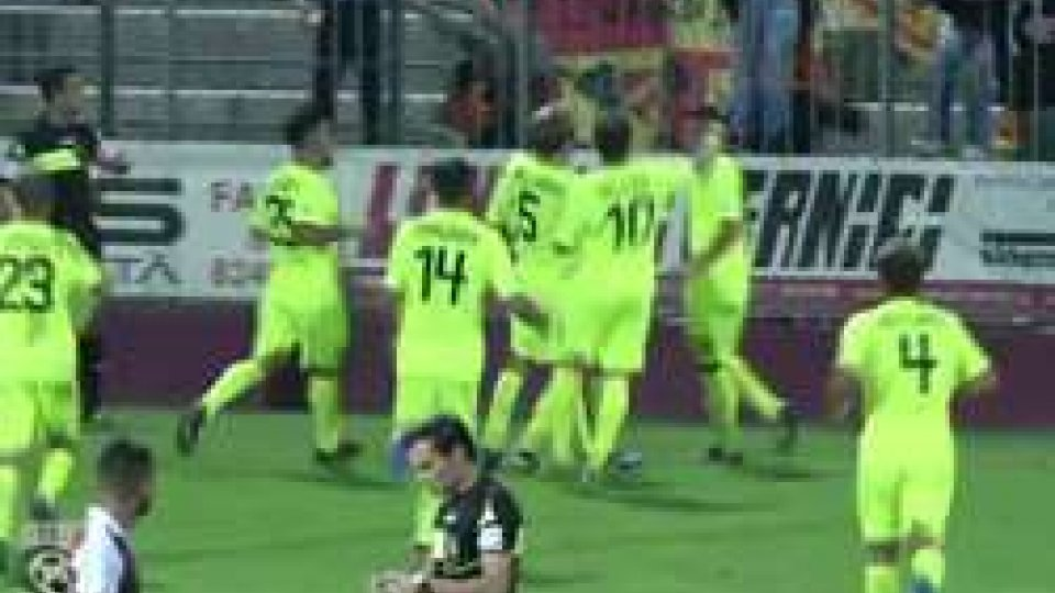 Colpo Ravenna a Fano: 0-1, decide eurogol di PapaColpo Ravenna a Fano: 0-1, decide eurogol di Papa