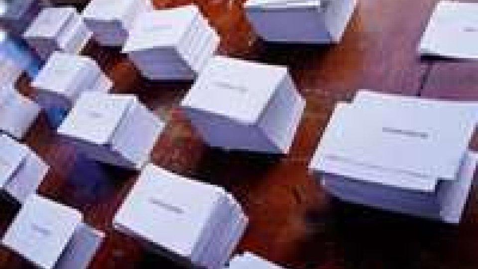 Elezioni Italia: il plico nelle case dei sammarinesi entro il 6 febbraio