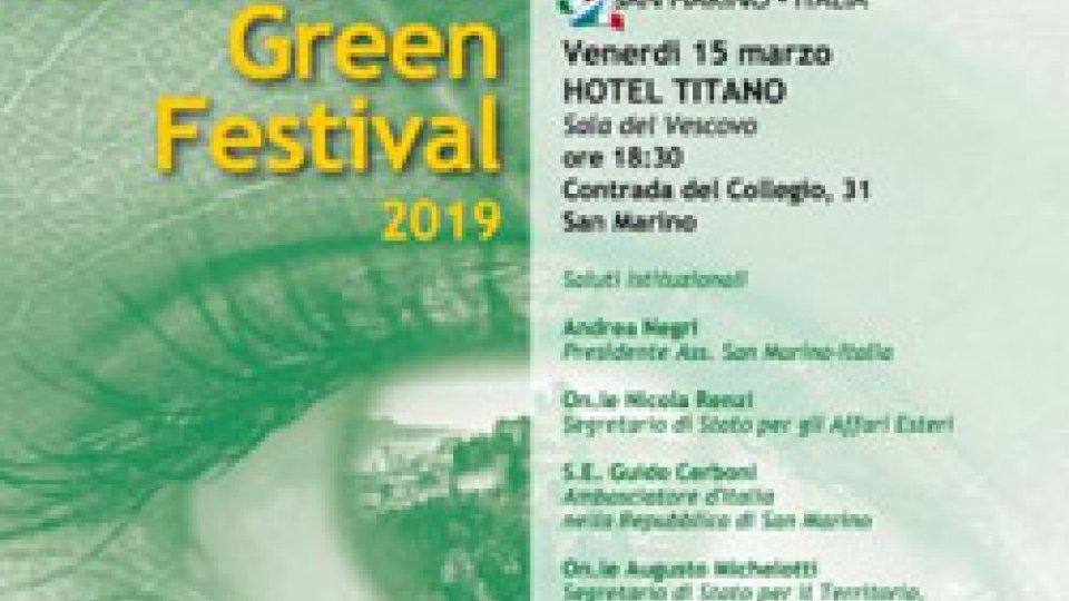 """San Marino Green Festival 2019: """"Abbattere muri. Coltivare speranze"""""""
