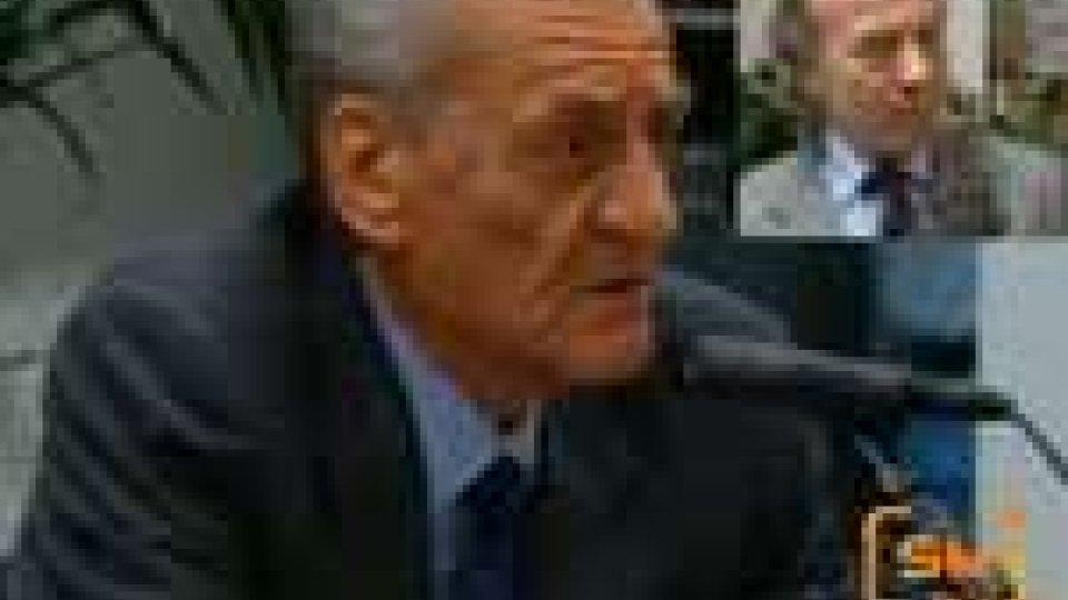 San Marino - Morte Martinazzoli: il ricordo di Gianfranco Terenzi