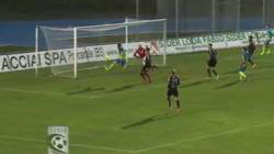 FeralpiSalò-Sudtirol 2-1FeralpiSalò-Sudtirol 2-1: gardesani terzi, il palo ferma gli ospiti