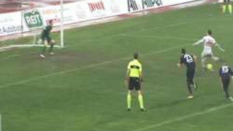 Padova - Teramo 0-2Padova - Teramo 0-2