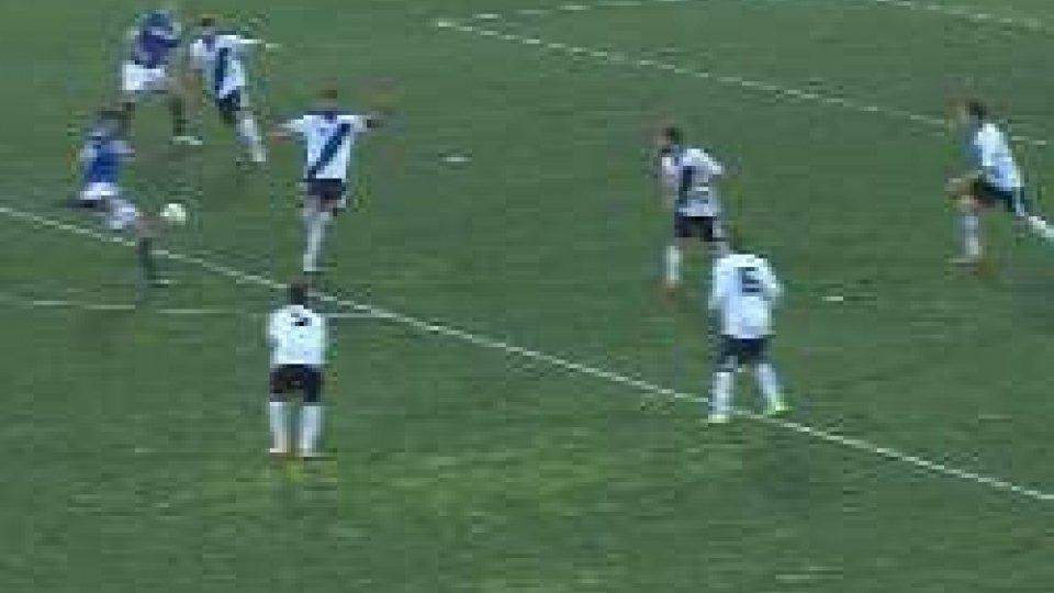 Serie D: San Marino - Ribelle 1 -0Mattia Stefanelli, un gol atteso due anni