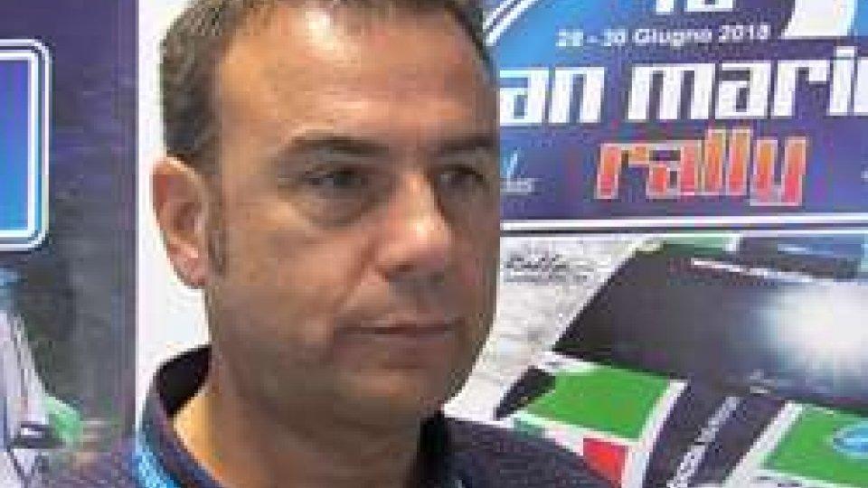 """Paolo ValliPaolo Valli: """"Il Rally di San Marino è una delle gare più appassionanti"""""""