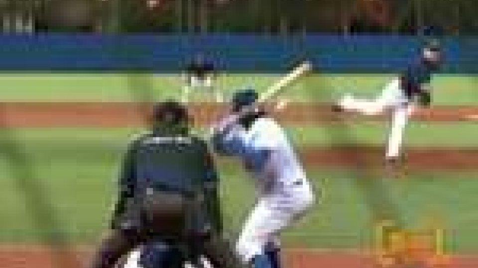 Baseball, T&A vince la serie contro NovaraBaseball, T&A vince la serie contro Novara