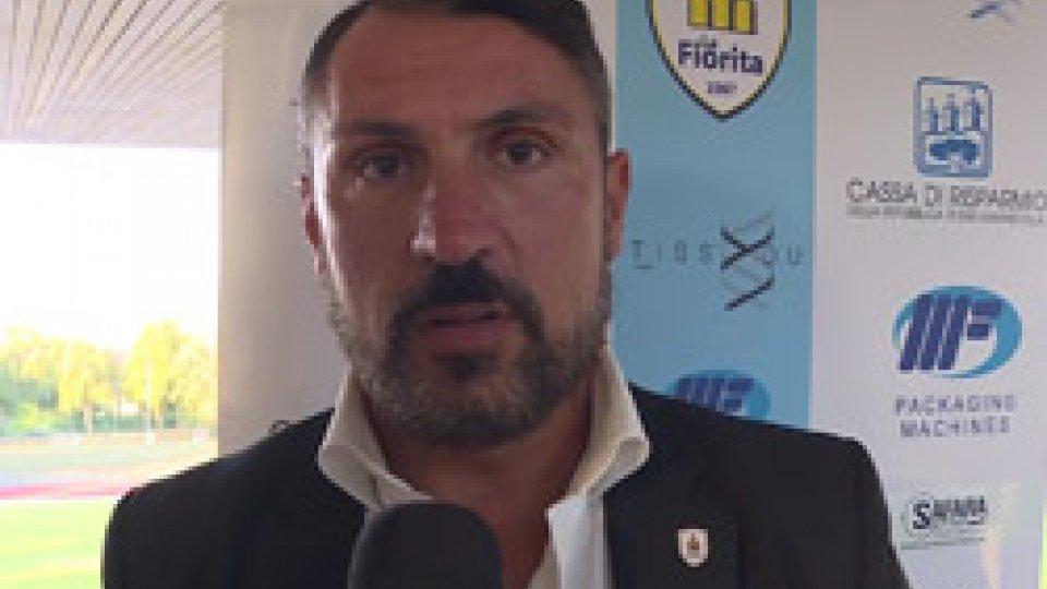 """Gianluca ProcopioLa Fiorita, Procopio: """"Noi troppo stanchi, loro in forma campionato"""""""