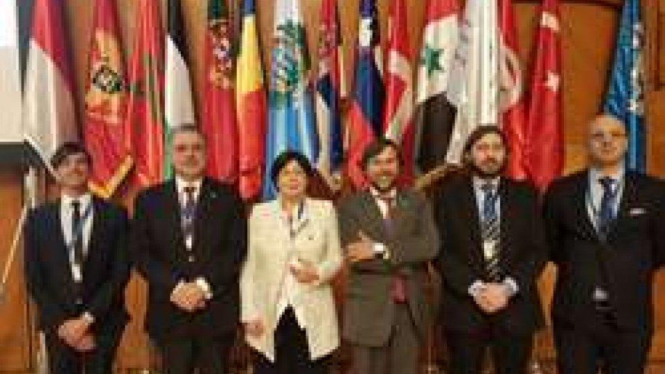 San Marino membro ufficiale dell'Assemblea Parlamentare del Mediterraneo