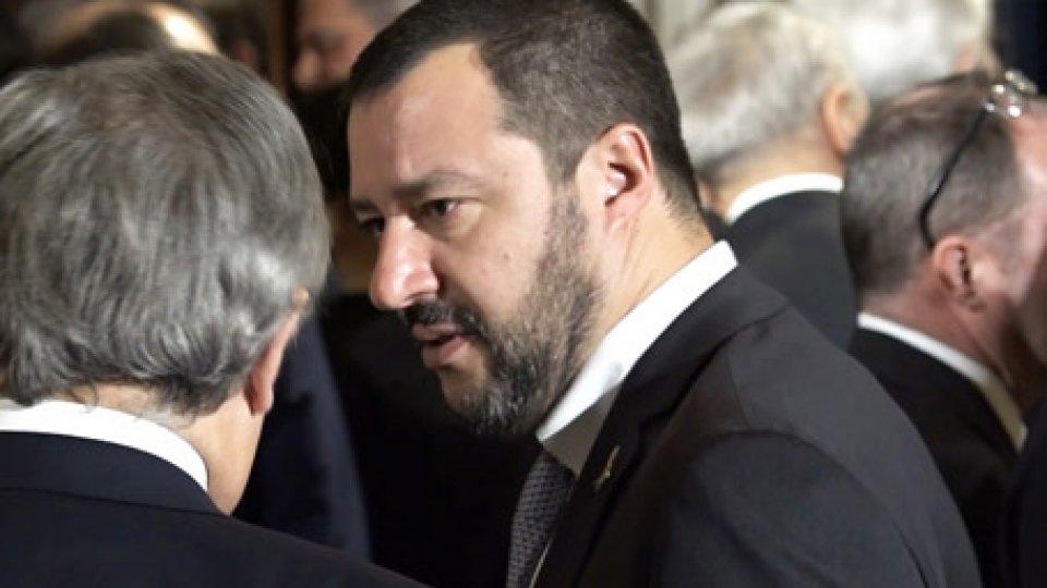 Matteo SalviniLa Giunta del Senato salva Matteo Salvini: no al processo per il caso della Diciotti