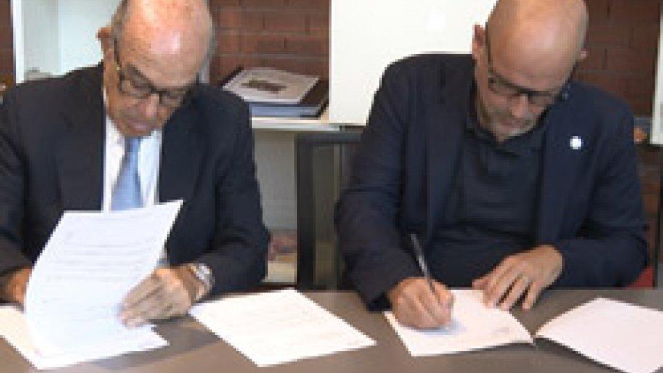 Firma accordo San Marino GPMotoGp: Accordo raggiunto. Il Gran Premio di San Marino e Riviera di Rimini a Misano fino al 2021 con opzione 2023