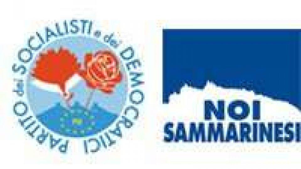 Incontro PSD-Noi Sammarinesi