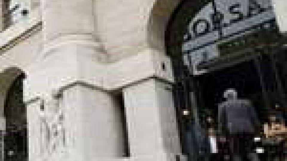 Borsa Milano: in rialzo con Fiat, Pirelli e Banche Milano