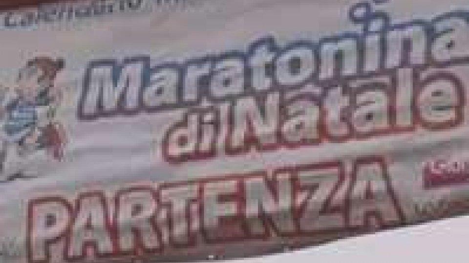 Maratonina di Natale: vincono Kabbouri e Laura RicciMaratonina di Natale: vincono Kabbouri e Laura Ricci