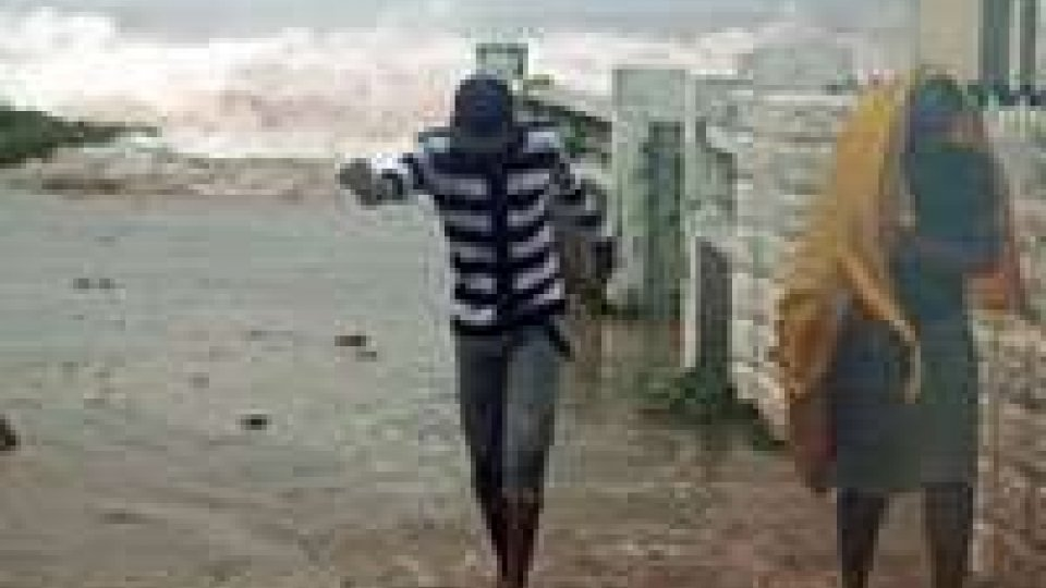 Ore di paura per l'uragano Sandy