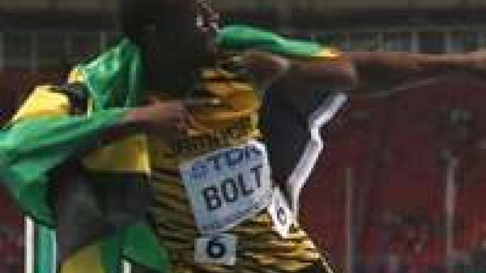 Atletica: Bolt pensa gia' ai 200, 'ma russi troppo seri'