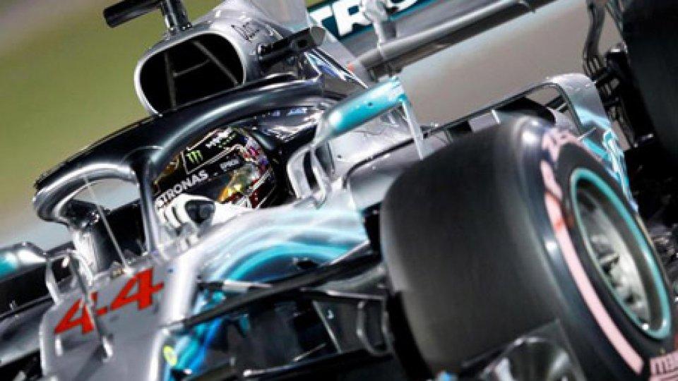 F1: Hamilton in pole ad Abu Dhabi @ansa
