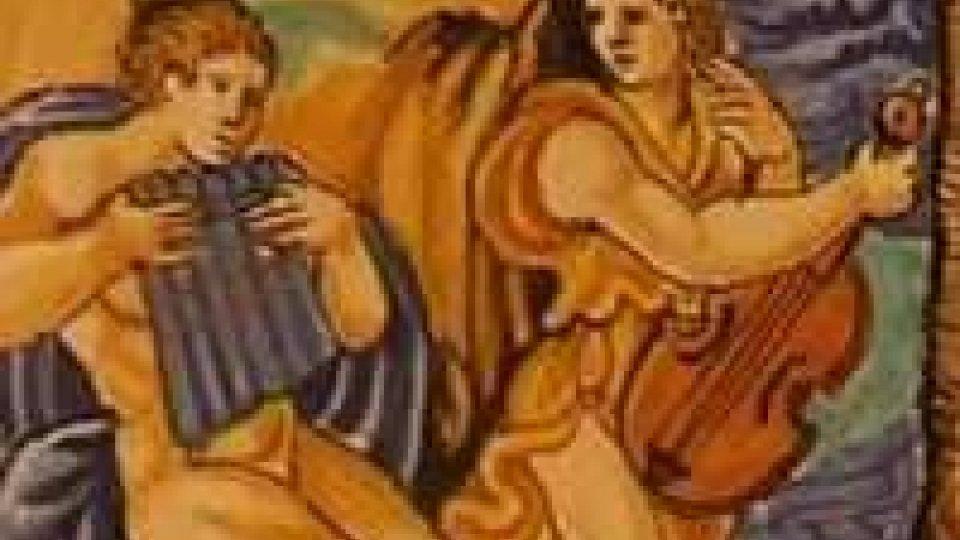 Mostra di ceramica nel Patto d'amicizia fra San Leo, Città, Acquaviva e ChiesanuovaMostra di ceramica nel Patto d'amicizia fra San Leo, Città, Acquaviva e Chiesanuova