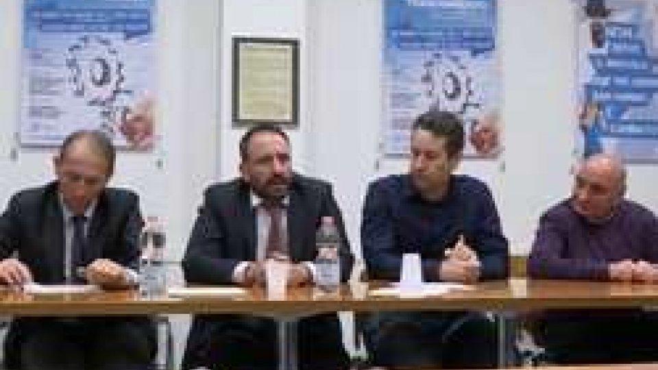 La conferenza stampa DCFare chiarezza su Torre d'Avorio. La Dc invita a San Marino Piergiorgio Valente