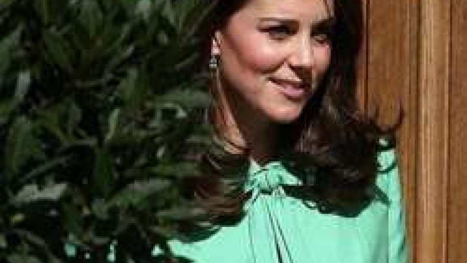 Kate Middleton (@twitter)
