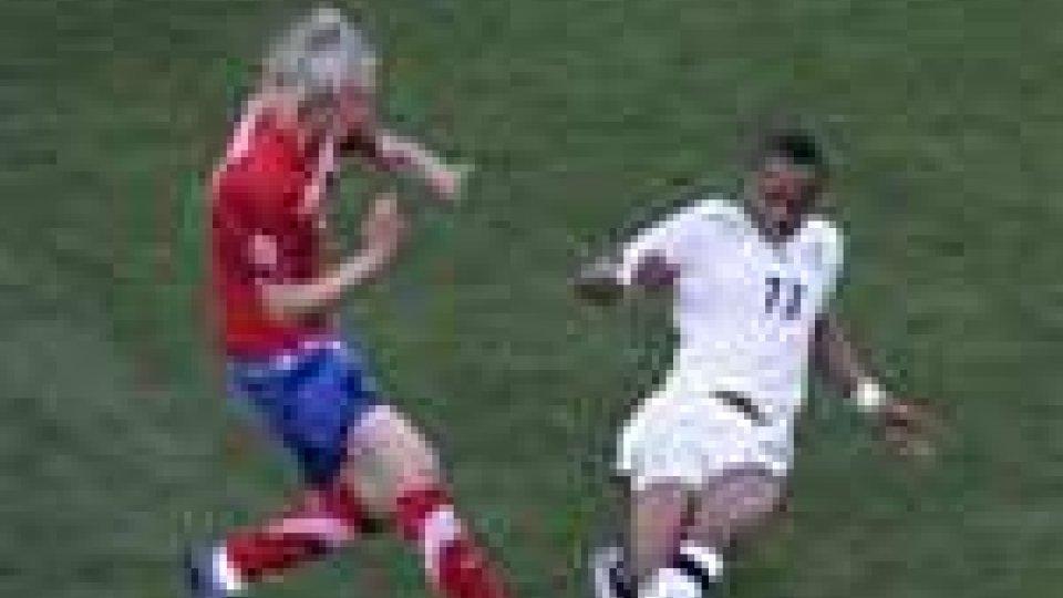 Mondiali: vincono Slovenia e Ghana