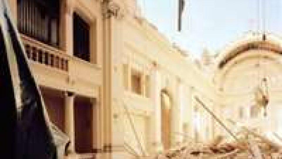 "Museo San Francesco: ""Interno perduto l'immanenza del terremoto""Interno perduto l'immanenza del terremoto"