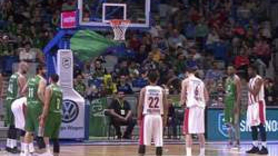 Eurolega, Olympiacos perde partita e secondo posto