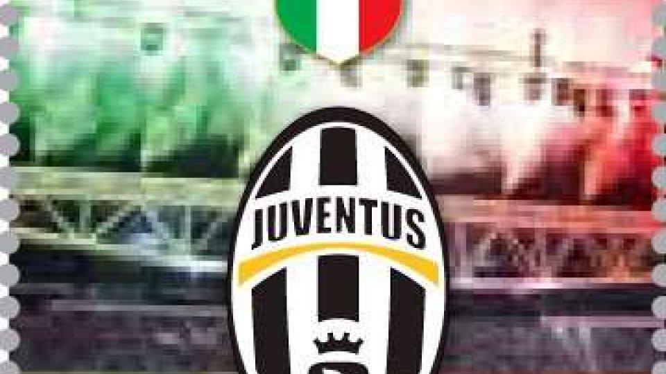"San Marino - Un francobollo per la ""Juventus Campione d'Italia 2011-2012"""
