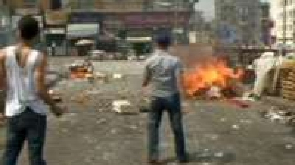 Egitto, scontri al Cairo: 20 morti